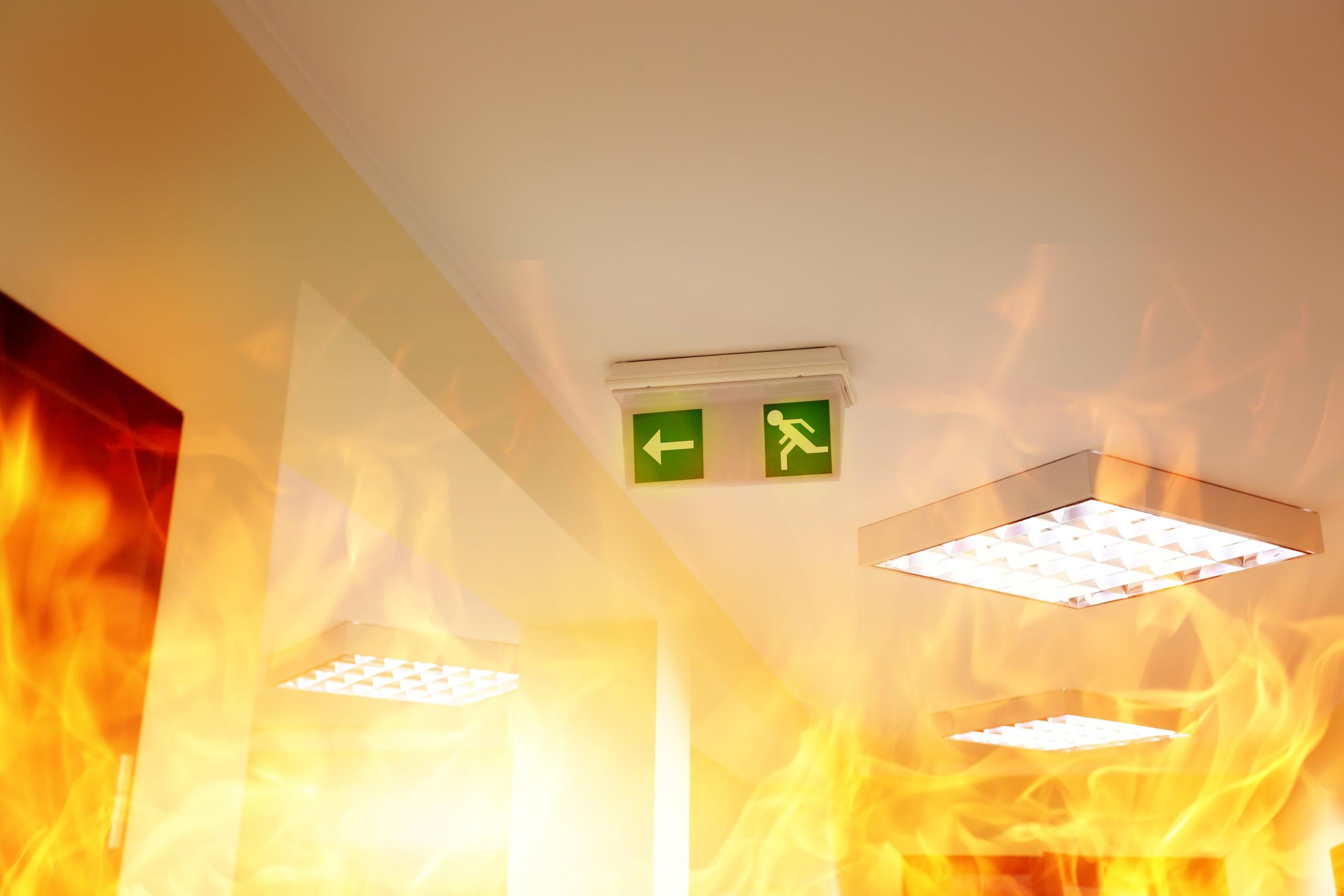 Incendie / Evacuation